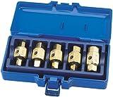 Draper 56627 5-Piece Drain Plug Key Set