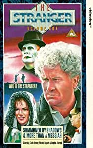 The Stranger - Vol. 1 - Summoned By Shadows / More Than A Messiah [VHS][1992]