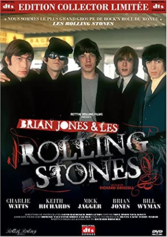Brian Jones & the Rolling Stones [Édition Collector]