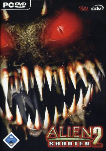 Alien Shooter 2 (DVD-ROM)
