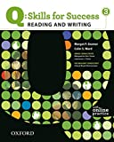 Q Skills for Success: Q Reading & Writing 3: Student's Book Pack