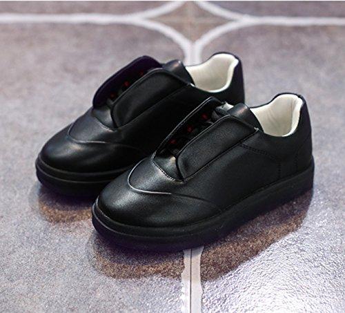 Baskets mode enfant faishion mode respirant casual courant léger antichoc imperméable mode Noir