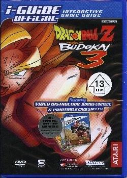 i-Guide Offizielles interaktives Spielguide: Dragon Ball Z Budokai 3