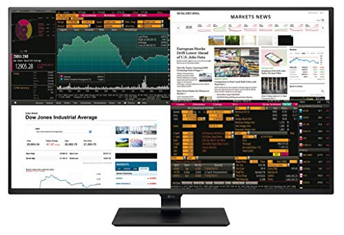 LG 43UD79-B - Monitor Serie 4K de 108 cm (43 pulgadas, 4K Ultra HD, IPS, 3840x2160 pixeles, 5 ms, 16:9, 350 cd/m2) Color Negro