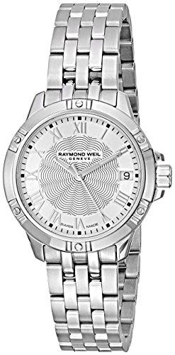 Raymond Weil Tango Damen-Armbanduhr 30mm Schweizer Quarz Analog 5960-ST-00658
