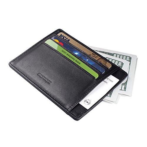 bestkee-negro-delgada-cartera-para-hombre-minimalista-rfid-tarjetero-cuero-autentico-monedero