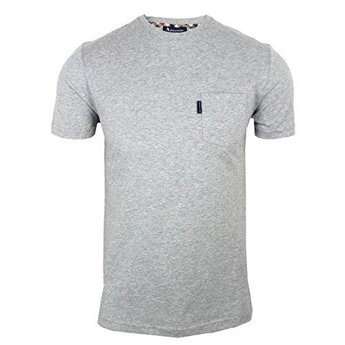 aquascutum-herren-t-shirt-einfarbig-weiss-weiss-einheitsgrosse-gr-m-grau
