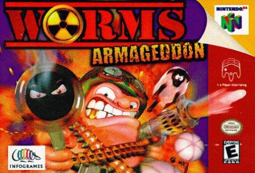 Gebraucht, Worms Armageddon gebraucht kaufen  Wird an jeden Ort in Deutschland