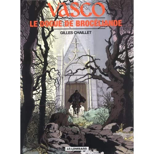 Vasco, tome 20 : Le dogue de Brocéliande