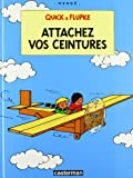 Attachez vos ceintures! | Hergé
