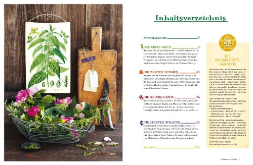 Wald- und Wiesen-Kochbuch: Köstliches mit Wildkräutern, Beeren und Pilzen (GU Themenkochbuch) - 3
