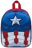 Sambros CAP-8114 - Mochila con diseño de Capitán América