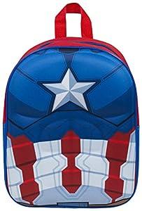 Sambro CAP-8114 - Mochila con diseño de Capitán América