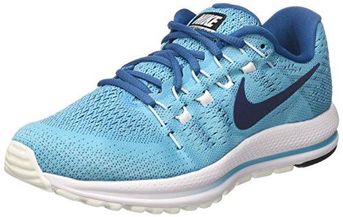 info for 2a345 6bd0c Nike AIR Zoom Vomero, Scarpe da corsa, Uomo, Blu (Bleuchlorine bleubinaire