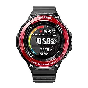 Casio WSD-F21HR-RDBGE Pro-Trek Smartwatch 58mm 5ATM