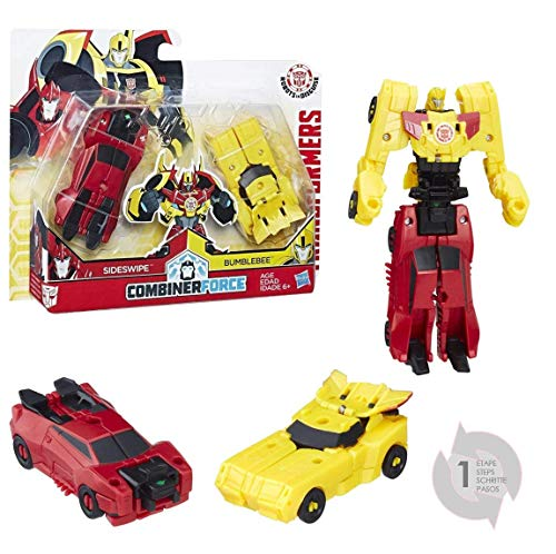 Transformers Robots in Disguise Combiner Force Crash Beeside Figure