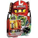 LEGO Ninjago - 2114 - Jeu de Construction - Chopov - Squelette - Noir