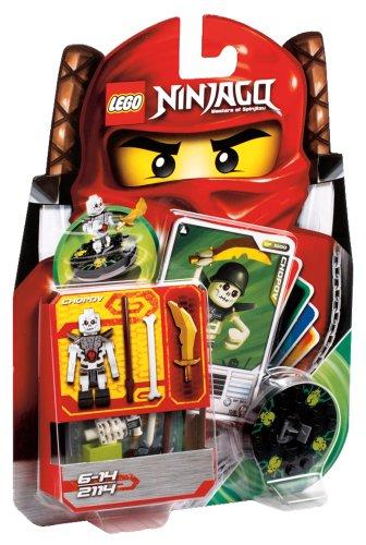 LEGO Ninjago 2114 - Chopov Lego-ninjago Spinners 2011