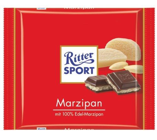 Ritter Sport Marzipan Menge:100g (Ritter Sport Marzipan)