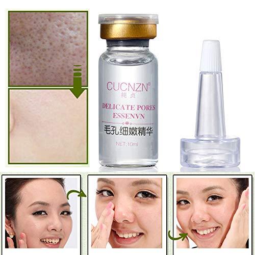 samLIKE schneckengel,Schrumpfen Sie Poren Kollagen Starkes Antifalten Hyaluronsäure Serum neu (klar) -