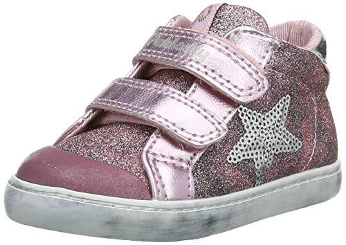 Pablosky 958570, Zapatillas para Niñas, Rosa Rosa Rosa, 24 EU