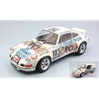 SOLIDO SL1801106 PORSCHE 911 RSR LE GRAND BAZAR TOUR DE FRANCE AUTO 1973 1:18