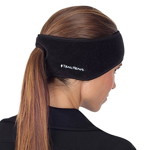 TrailHeads Women's Ponytail Headband - 12 colors