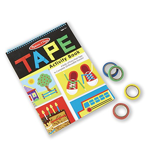 Produktbild Melissa & Doug Tape Activity Book
