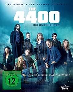 The 4400 - Die Rückkehrer - Staffel 4 [Blu-ray]