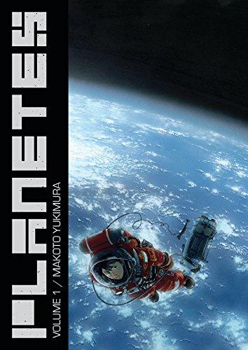 Planetes Omnibus Volume 1 por Makoto Yukimura