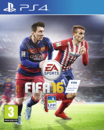 Foxchip - Fifa 16 Occasion [ PS4 ] - 5030948112874
