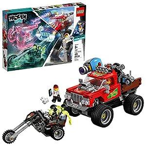 LEGO Hidden Side 70421 – Lo Stunt Truck di El Fuego, Set di Costruzione Fantasma (428 Pezzo) 0673419301299 LEGO