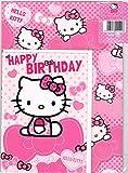 Hello Kitty 222906Standard Geburtstag Pack