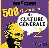Roll'Cube Culture générale 2