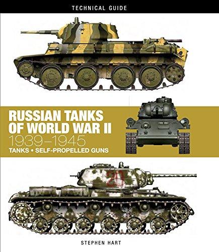 Russian Tanks of World War II: 1939-1945 (Technical Guides) por Stephen Hart