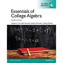Essentials of College Algebra with Mymathlab