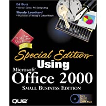 Using Microsoft Office 2000 Special Edition: Small Business Edition (Special Edition Using)
