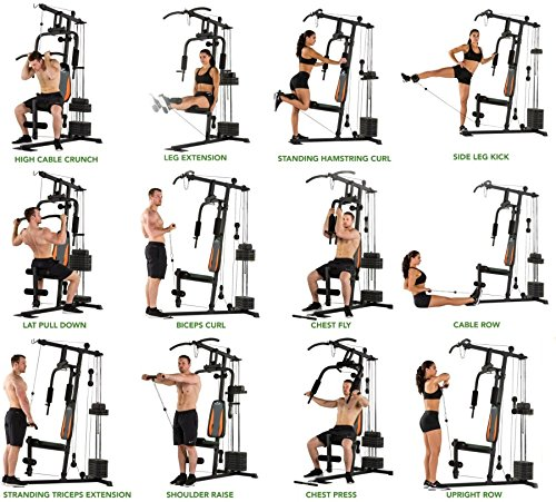 95a661d55 Buy Welcare WC4407 Home Gym Fitness Equipments (WC4407) on Amazon ...