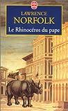 Le rhinocéros du pape