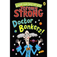 Doctor Bonkers! (Cosmic Pyjamas - book 3)