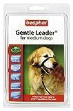 Gentle Leader/Kopfhalfter Schwarz mittel (Cocker, Collie)