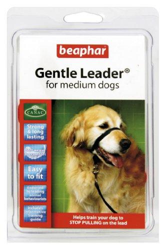 Gentle Leader/Kopfhalfter Schwarz mittel (Cocker, Collie) Preisvergleich