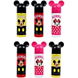 PERPETUAL BLISS™ (PACK OF 6) FANCY AND ATTRACTIVE MICKEY MOUSE SHAPE PENCIL BOX WITH STATIONARY KIT / FOR KIDS / RETURN GIFTS FOR KIDS BIRTHDAY PARTY Product Dimension (L X W X H):9 Cm X 5 Cm X 20 Cm (FOR MORE GIFTS SEARCH FOR PERPETUAL BLISS&