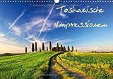 Toskanische Impressionen (Wandkalender 2015 DIN A3 quer): Traumhafte Impressionen aus der Toskana. (Monatskalender, 14 Seiten)