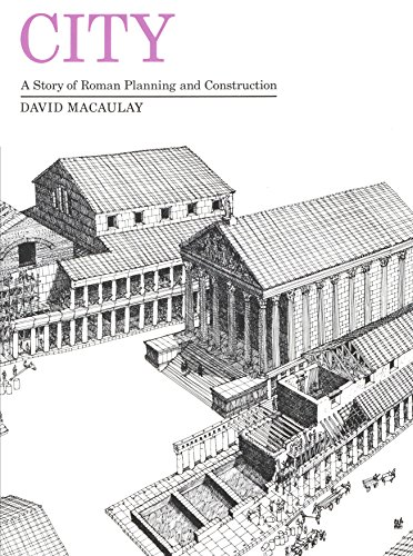 City: A Story of Roman Planning and Construction (English Edition)