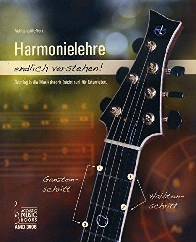 Harmonielehre endlich verstehen - arrangiert für Gitarre [Noten / Sheetmusic] Komponist: Meffert Wolfgang