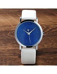 Le Concept De Tous Les Simples-Match Fashion Watches Steel Watch Watch Amoureux