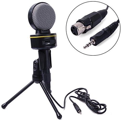 professionale-microfono-a-condensatore-microphone-mic-sound-studio-recording-treppiedi-tripod-stand-