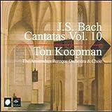 J.S. Bach : Cantatas, Vol. 10