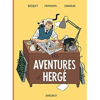 Aventures d'Hergé (Les) - tome 0 - Les Aventures d'Hergé - nouvelle édition augmentée 1